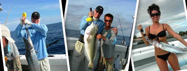Fourbidden takes 3rd place at the Miami Dolphins Foundation Fishing Tournament.