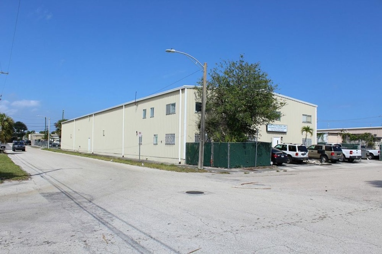 Sperry Van Ness Commercial Realty & Moecker Realty Sell +/- 12,830 Square Foot Warehouse In West Palm Beach